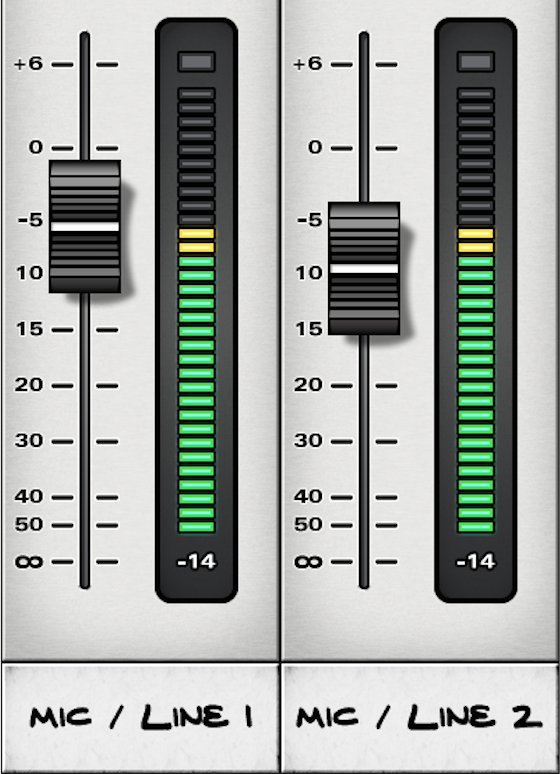 iD14 - Getting Audio In and Out + Mixer Basics – Audient