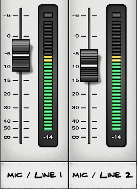 Id22 Mixer Basics Audient Help Desk